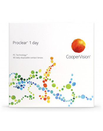 PROCLEAR 1DAY 90PK